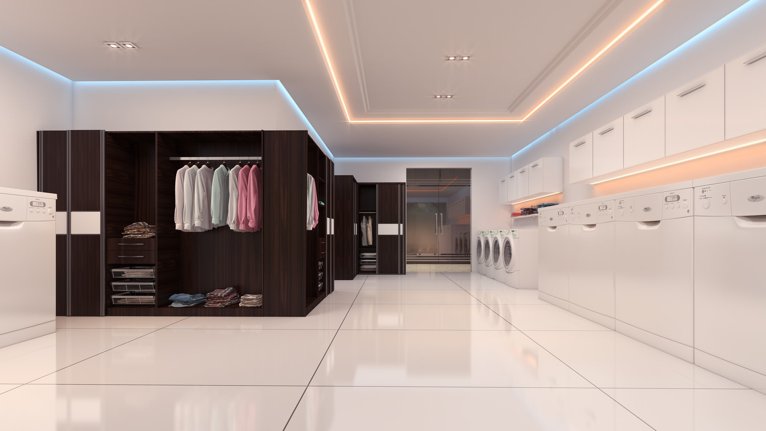 laundry service in rima residence